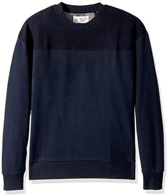 Original Penguin Men's Drop Shoulder Crew Sweater