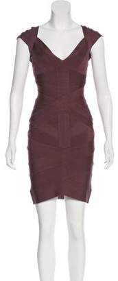 Herve Leger Kate Bandage Dress