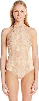 Tori Praver Women's Rosarito One Piece Swimsuit