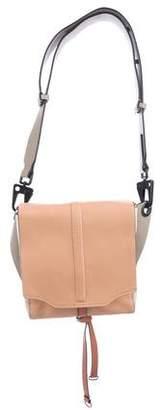 Rag & Bone Leather Fold-Over Shoulder Bag