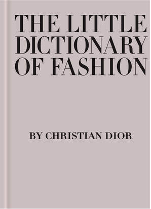 Abrams Little Dictionary of Fashion