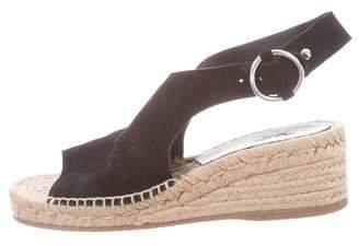 Rag & Bone Suede Slingback Sandals