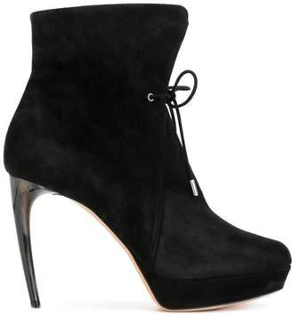Alexander McQueen stiletto booties