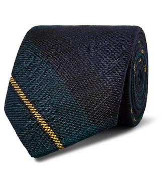 Polo Ralph Lauren 8cm Checked Linen Tie