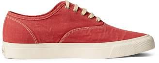 Ralph Lauren New Norfolk Canvas Sneaker
