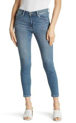 Sneak Peek Denim Mid Rise Skinny Jeans