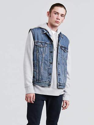Levi's Trucker Jacket Vest