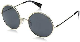 Marc Jacobs Women's Marc169s Round Sunglasses