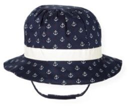 Janie and Jack Anchor Hat