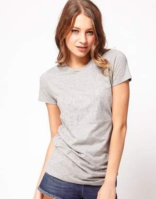 Pauls Boutique Diamante T-Shirt