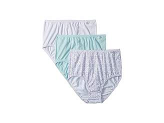 39c00dd52ff ... Jockey Plus Size Elance(r) Brief 3-Pack
