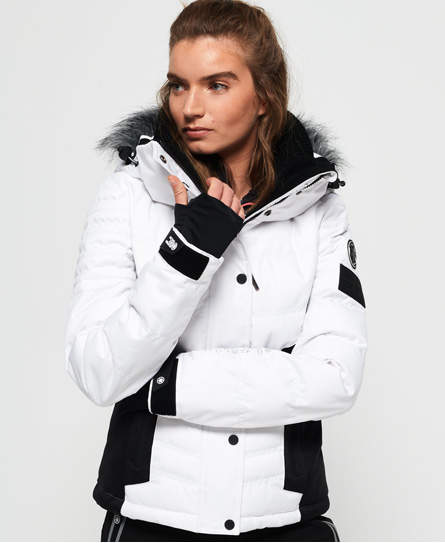 Luxe Snow Puffer