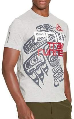 Ralph Lauren Polo Sport Men's Jersey Graphic-Print T-Shirt (L)