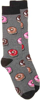K. Bell Donuts Crew Socks - Men's