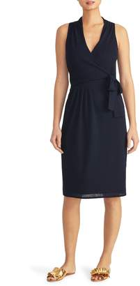 Rachel Roy Collection Wrap Front Sheath Dress