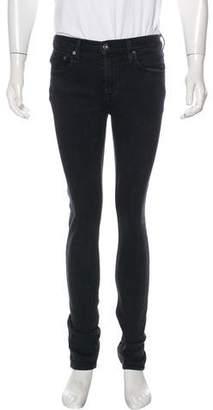 Current/Elliott Skinny Woven Jeans