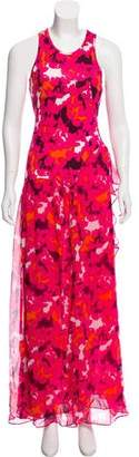 Diane von Furstenberg Davina Silk Dress