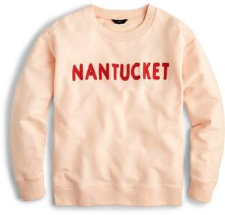 J.Crew Nantucket Crewneck Sweatshirt
