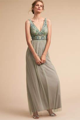 Adrianna Papell Hibiscus Dress