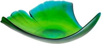 Daum Gingko Large Leaf Bowl
