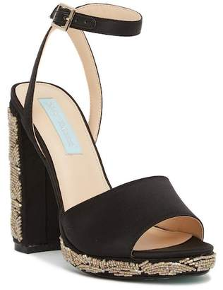 Betsey Johnson Carin Platform Pump