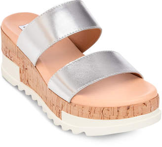 Steve Madden Women Blaine Wedge Sandals
