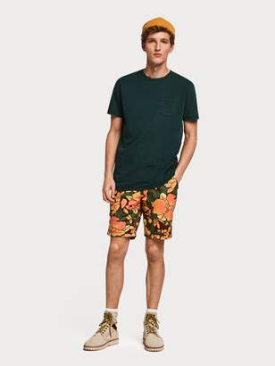 Scotch & Soda Bright Print Shorts