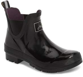 Joules 'Wellibob' Short Rain Boot