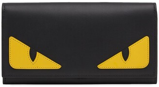 Fendi Bag Bugs continental wallet
