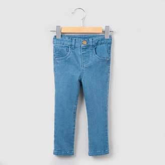 La Redoute Collections Slim Fit Jeans, 1-Mth-3 Years