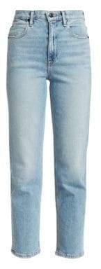 Alexander Wang Women's Wake Flex Vintage Skinny Jeans - Vintage Light Indigo - Size 27 (4)