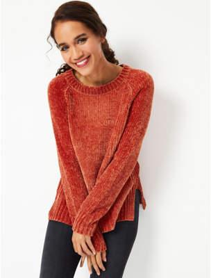 Womens Sweater Burnt Orange Shopstyle Uk