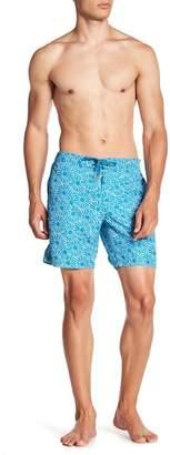 BEACH BROS Floral Print Boardshorts