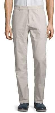 Black & Brown Black Brown Cotton Dress Pants
