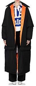 Maison Margiela Women's Convertible Puffer Coat - Black