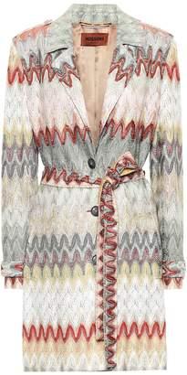 Missoni Striped coat