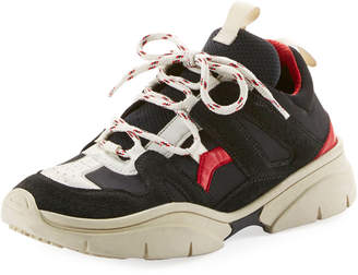 Isabel Marant Kindsay Thick Platform Sneakers