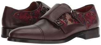 Etro Carpet Print Monk Men's Shoes