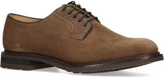 Church's Suede Derby Shoes