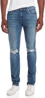 Joe's Jeans Slim Fit Ripped Jeans