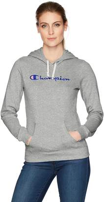 Champion Women's French Terry Hoodie (Limited Edition)