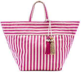 JADEtribe Valerie Large Beach Bag Puka