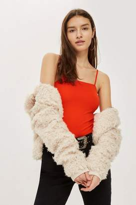 Topshop Tall Square Neck Body
