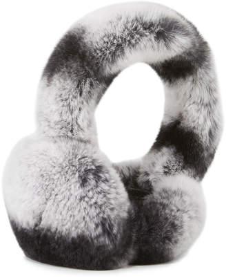 Love Token Rabbit Fur Earmuffs