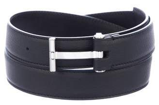 Tom Ford T Icon Leather Belt w/ Tags