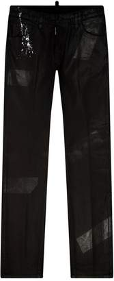 DSQUARED2 Coated Cool Guy Jeans