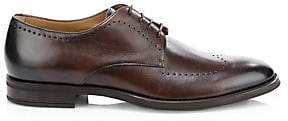 HUGO BOSS Men's Coventry Refined Derby Leather Shoes by BOSS