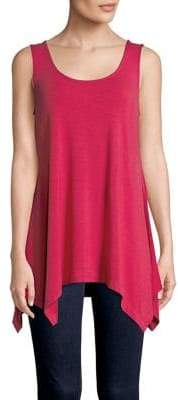 Context Crisscross Back Sleeveless Top