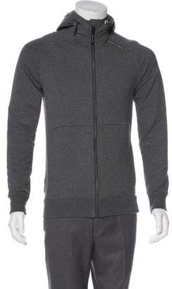 Porsche Design Logo Zip-Up Sweatshirt