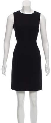 Ellen Tracy Wool Mini Dress